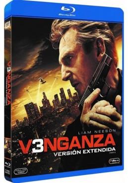 V3nganza (Venganza 3) (Blu-Ray) (Taken 3)