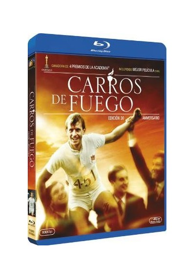 Carros De Fuego (Blu-Ray) (Chariots Of Fire)