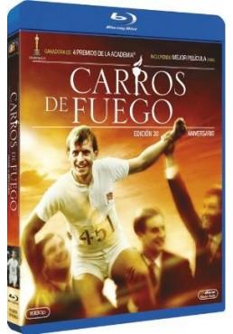 Carros De Fuego (Blu-Ray) (Chariots Of Fire)