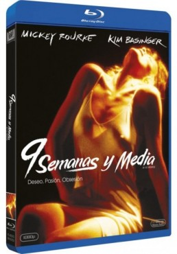 9 Semanas Y Media (Blu-Ray) (9 1/2 Weeks)