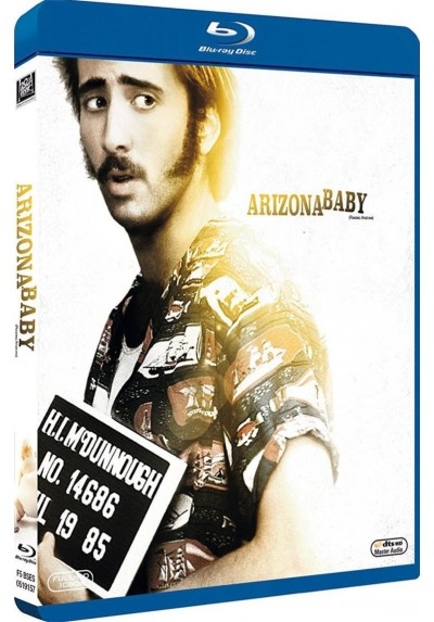 Arizona Baby (Blu-Ray)
