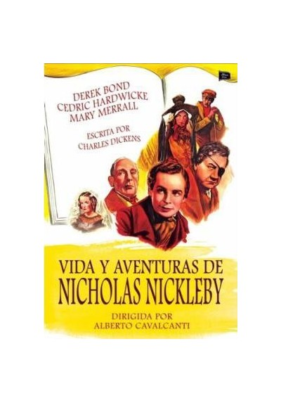 Vida Y Aventuras De Nicholas Nickeby (Nicholas Nickeby)