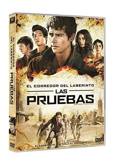El Corredor Del Laberinto : Las Pruebas (Maze Runner: The Scorch Trials)