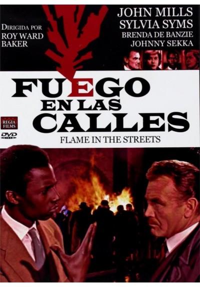 Fuego En Las Calles (Flame In The Streets)