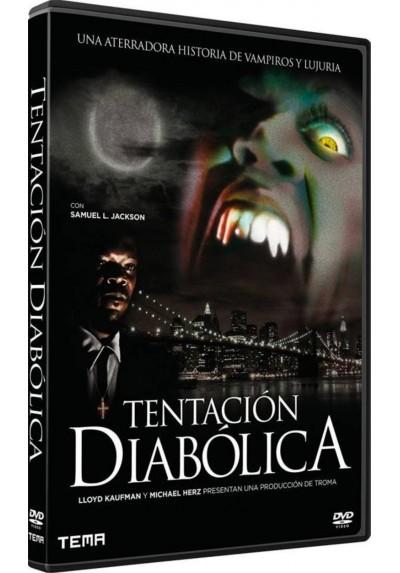 Tentacion Diabolica (Def By Temptation)