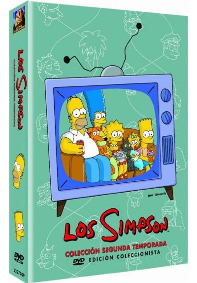 Los Simpson Segunda Temporada - Edición Coleccionista