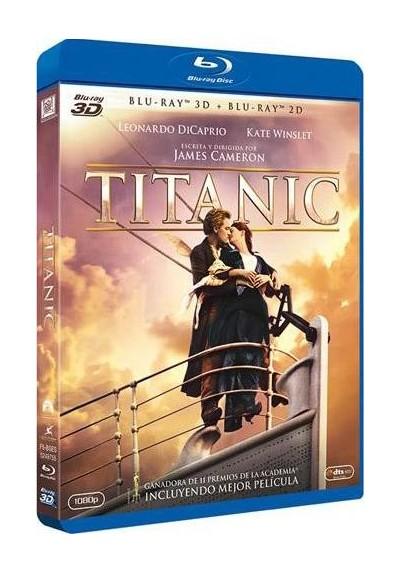 Titanic (Blu-Ray 3d + Blu-Ray)