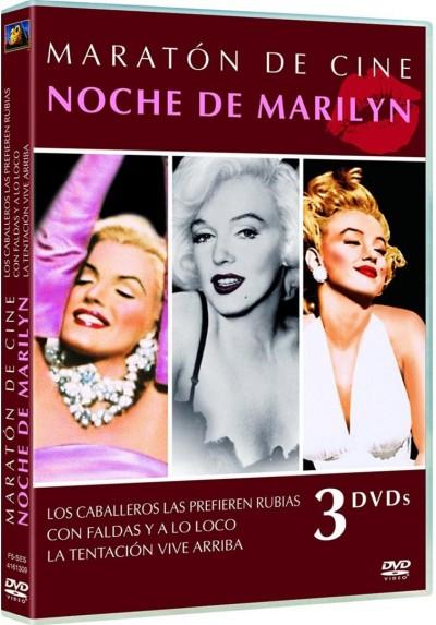 Pack Maraton de cine - Noche de Marilyn