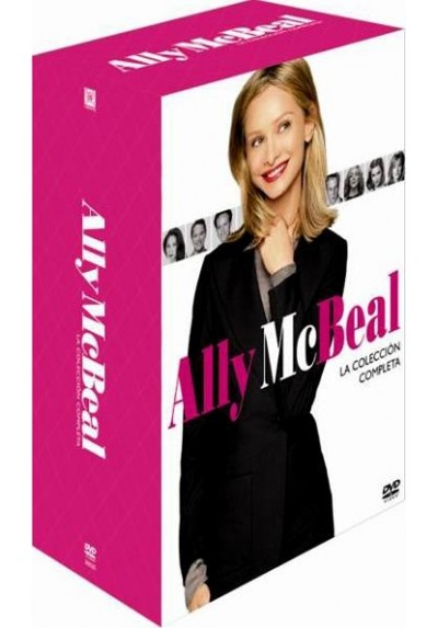 Pack Ally Mcbeal - Coleccion Completa