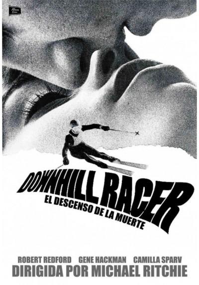 El Descenso De La Muerte (Downhill Racer)