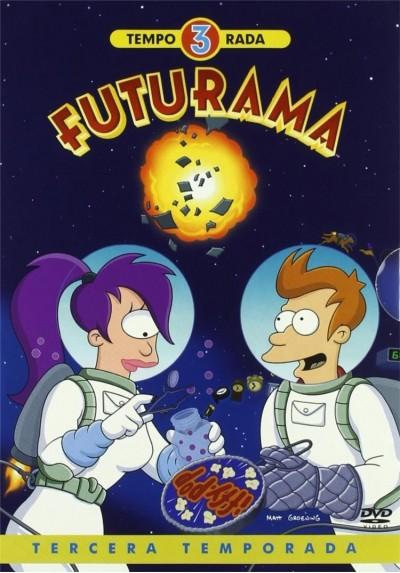 Futurama: Tercera Temporada