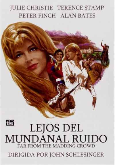 Lejos Del Mundanal Ruido (Far From The Madding Crowd)