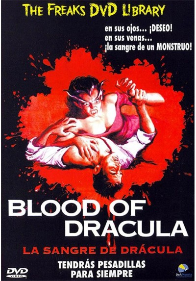 La Sangre De Dracula (Blood Of Dracula)