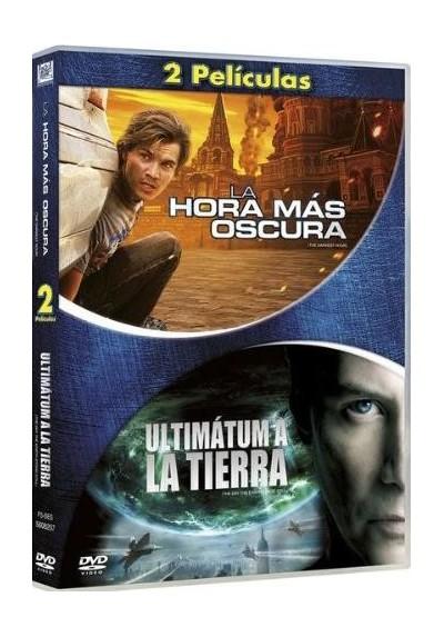 Pack La Hora Mas Oscura / Ultimatum A La Tierra
