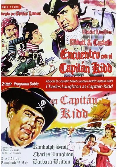 Pack Encuentros Con El Capitan Kidd / El Capitan Kidd