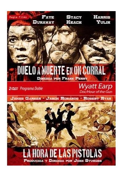 Pack Duelo A Muerte En Ok Corral / La Hora De Las Pistolas