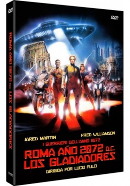 Los Gladiadores (I guerrieri dell'anno 2072 (Rome, 2072 A.D.: The New Gladiators) (Rome 2033: The Fighter Centurions)