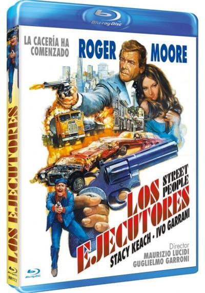 Los Ejecutores (Gli esecutori (Street People)) (Bd-R) (Blu-Ray)