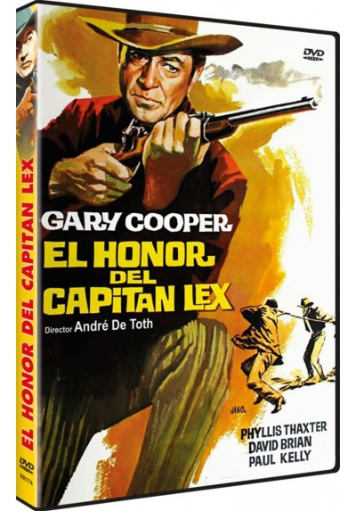 El Honor del Capitan Lex (Springfield Rifle)