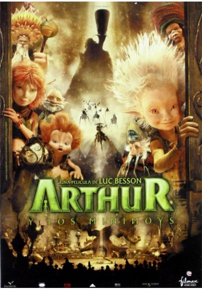 Arthur Y Los Minimoys (Arthur Et Les Minimoys)