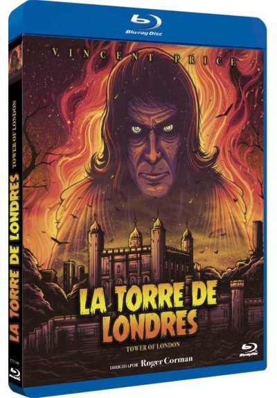 La Torre De Londres (Blu-Ray) (Bd-R) (Tower Of London)