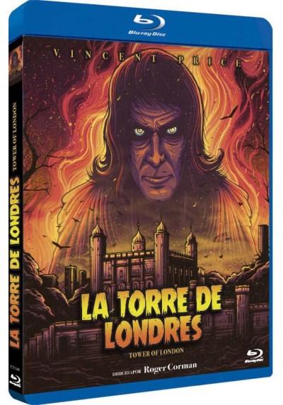 La Torre De Londres (Blu-Ray) (Bd-R) (Tower Of London)