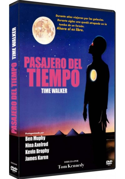 Pasajero Del Tiempo (Dvd-R) (Time Walker)