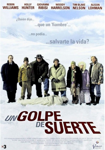 Un Golpe De Suerte (The Big White)