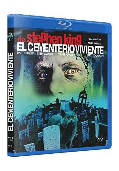 Cementerio Viviente (Blu-Ray) (Pet Sematary)