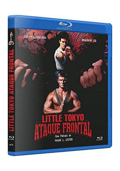 Little Tokyo - Ataque Frontal (Blu-Ray) (Showdown In Little Tokyo)