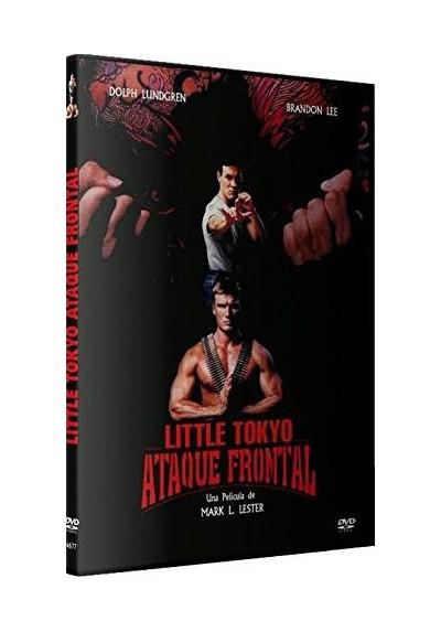 Little Tokyo - Ataque Frontal (Showdown In Little Tokyo)