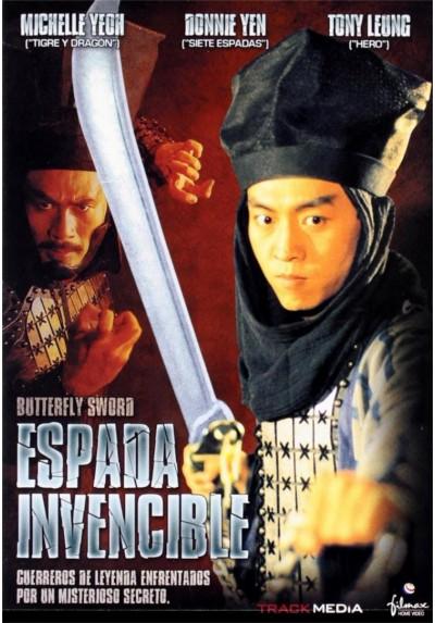 Espada Invencible (Xin Liu Xing Hu Die Jian)