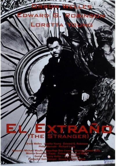 El Extraño (The Stranger)