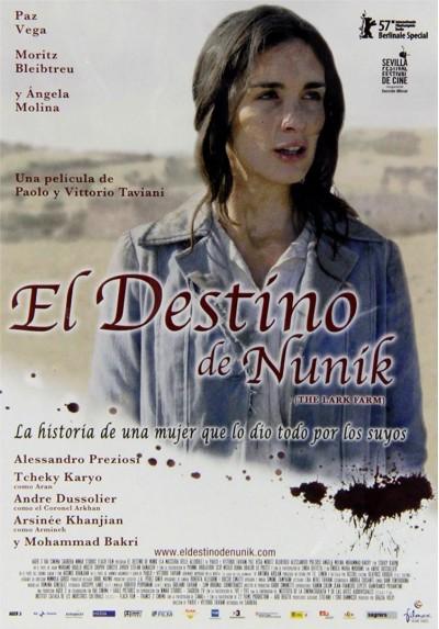 El Destino De Nunik (La Masseria Delle Allodole)