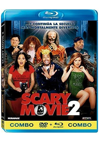 Scary Movie 2 (Blu-Ray + Dvd)