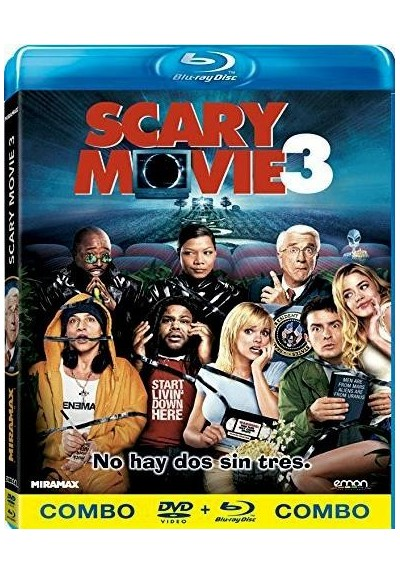 Scary Movie 3 (Blu-Ray + Dvd)