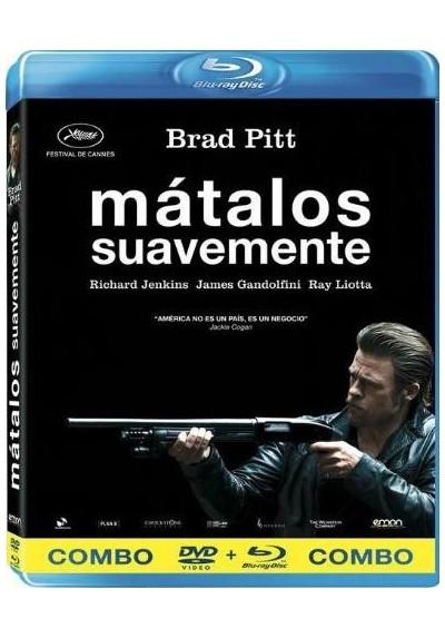 Matalos Suavemente (Blu-Ray + Dvd) (Killing Them Softly)