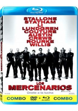 Los Mercenarios (Blu-Ray + Dvd) (The Expendables)