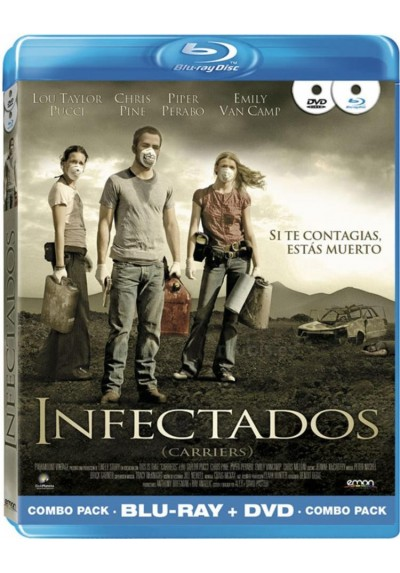Infectados (Blu-Ray + Dvd)