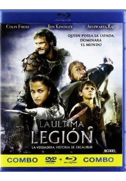 La Ultima Legion (Blu-Ray + Dvd) (The Last Legion)
