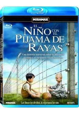 El Niño Con El Pijama De Rayas (Blu-Ray) (The Boy In The Striped Pyjamas)