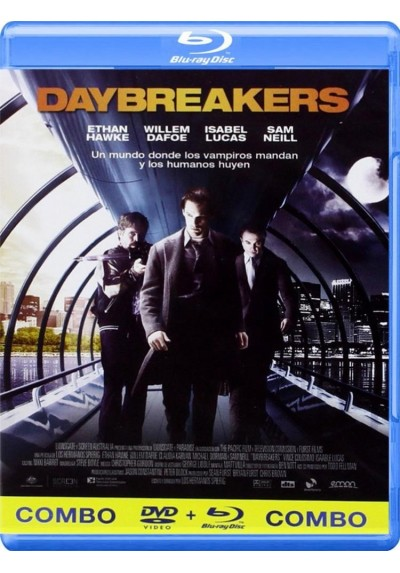 Daybreakers (Blu-Ray + Dvd)