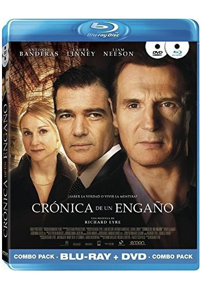 Cronica De Un Engaño (Blu-Ray + Dvd) (The Other Man)