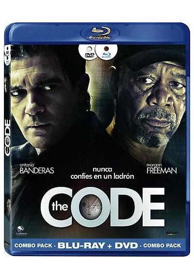 The Code (Blu-Ray + Dvd) (Thick As Thieves)