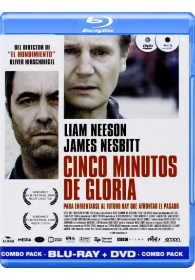 Cinco Minutos De Gloria (Blu-Ray + Dvd) (Five Minutes Of Heaven)