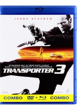 Transporter 3 (Blu-Ray + Dvd) (The Transporter 3)