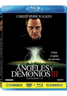Angeles Y Demonios 3 (Blu-Ray + Dvd) (The Prophecy 3: The Ascent)