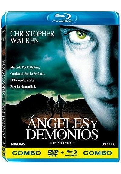 Angeles Y Demonios (The Prophecy) (Blu-Ray + Dvd)