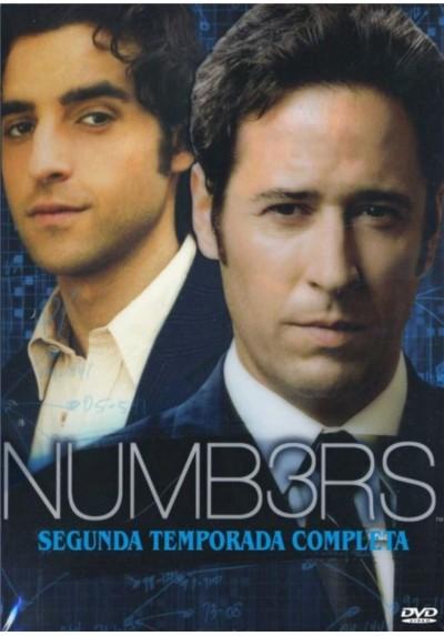 Numb3rs: La Segunda Temporada Completa