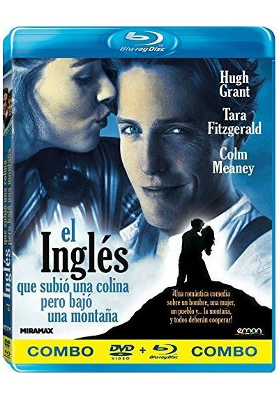 El Ingles Que Subio Una Colina, Pero Bajo Una Montaña (Blu-Ray + Dvd) (The Englishman Who Went Up A Hill But Came Down A Mountai